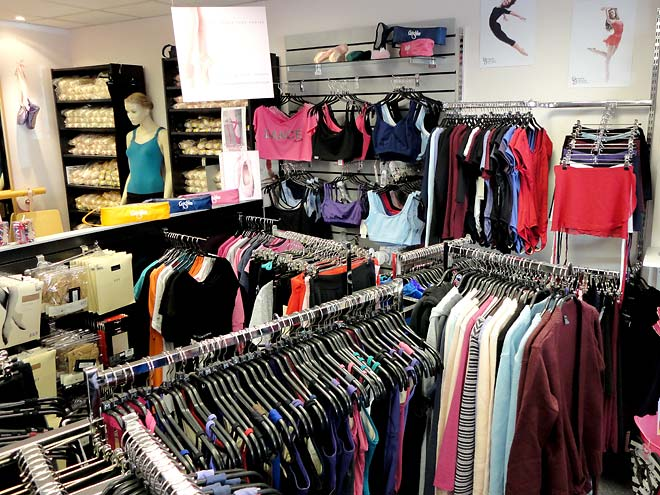 A fantastic range of clothing for fitness classes, dance fitness, Zumba, Jazzercise, Keep Fit, Salsa Aerobics, FitSteps as well as all dance and exercise classes, available at Dancers Boutique.