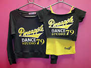 New Pineapple dancewear spring collection available at Dancers Boutique.