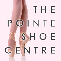 Click here to visit The Pointe Shoe Centre website for information on professional pointe shoe fittings.