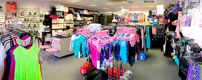 8592fb37e52 Dancers Boutique are your local specialists in dancewear