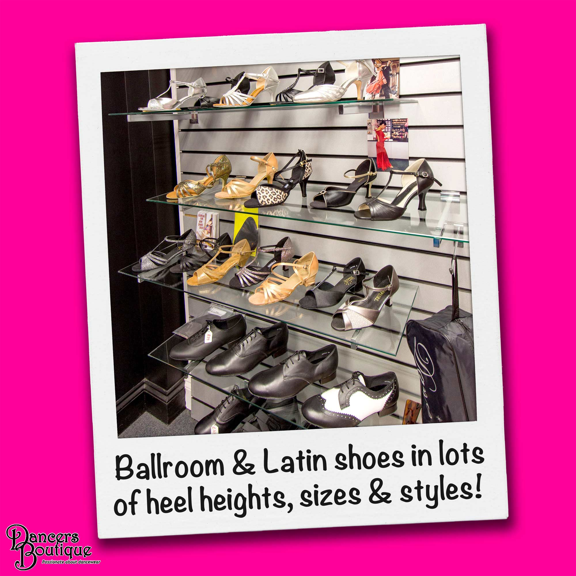 b37abef3e Ballroom, Latin and Salsa shoes for dance classes and experience dancers  for men and women ...