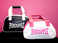 These cute Pineapple bags are great for class but also everyday use too.
