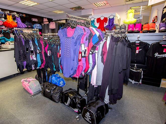 Dancers Boutique : Adults Dancewear