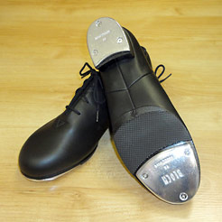 Tap Flex, flexible tap shoes