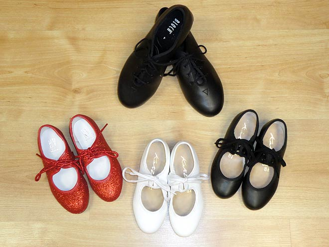 Baby Jazz Shoes