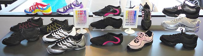 fantastic range of dance shoes for zumba, jazzercise as well as all